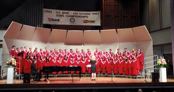 Choir at State
